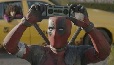 Ryan Reynolds stars in 20th Century Fox's DEADPOOL 2