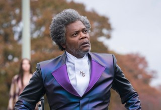 Samuel L. Jackson stars in Universal Pictures' GLASS