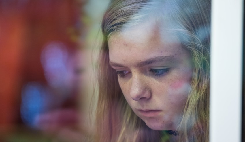 Elsie Fisher stars in A24 Films' EIGHTH GRADE