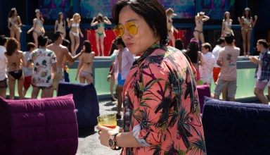 Jimmy O. Yang stars in Warner Bros. Pictures' CRAZY RICH ASIANS