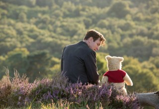 Ewan McGregor stars in Walt Disney's CHRISTOPHER ROBIN