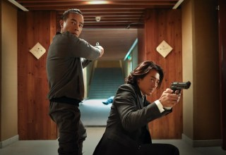 Jordan Chan and Ekin Cheng star in WellGoUSA's GOLDEN JOB