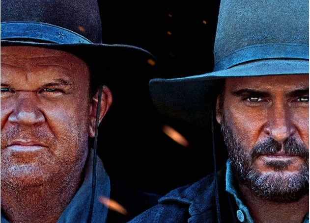 Poster image of Annapurna Pictures' THE SISTERS BROTHERS