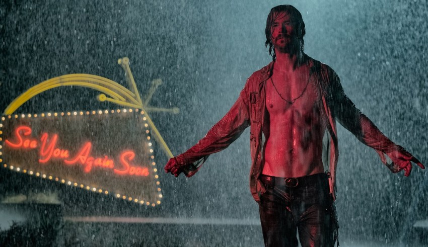 Chris Hemsworth stars in 20 Century Fox's BAD TIMES AT THE EL ROYALE