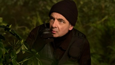 Rowan Atkinson stars in JOHNNY ENGLISH STRIKES AGAIN