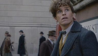 Eddie Redmayne stars in Warner Bros. Pictures' FANTASTIC BEASTS: THE CRIMES OF GRINDELWALD
