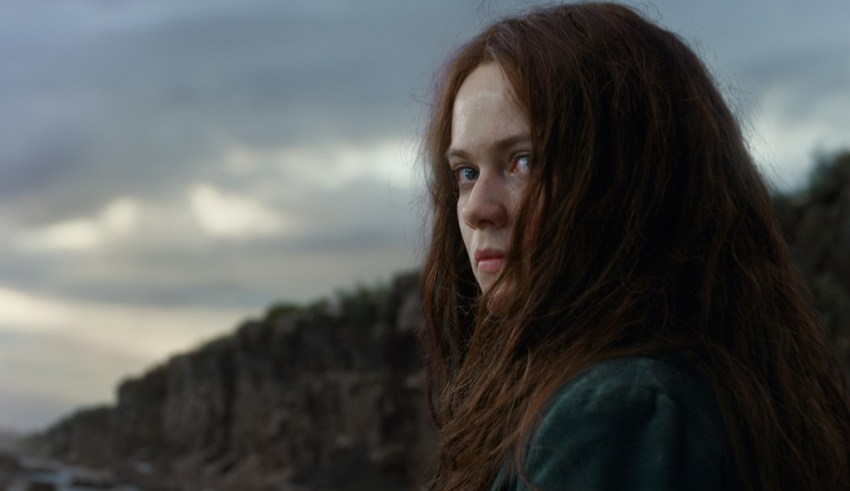 Hera Hilmar stars in Universal Pictures' MORTAL ENGINES