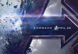 Poster image of Marvel Studios' AVENGERS: ENDGAME