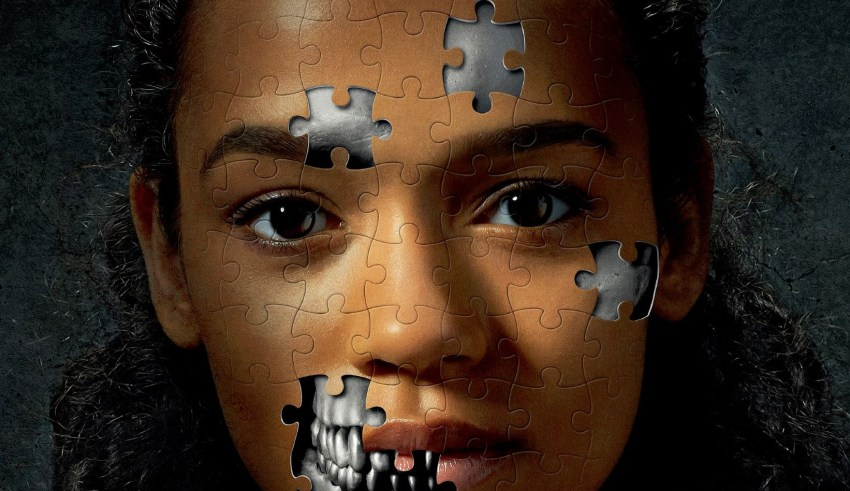 Poster image of Sony Pictures' ESCAPE ROOM