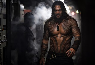 Jason Momoa stars in Warner Bros. Pictures' AQUAMAN