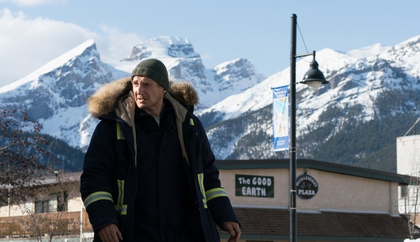 Liam Neeson stars in Lionsgate Films' COLD PURSUIT