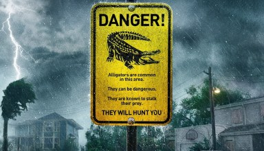 Poster image of Paramount Pictures' CRAWL