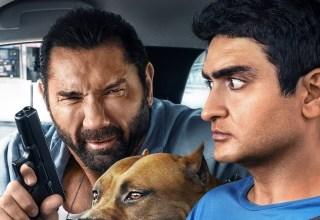 Dave Bautista and Kumail Nanjiani star in 20th Century Fox's STUBER