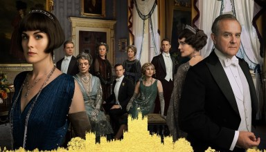 Poster image of Focus Features' DOWNTON ABBEY