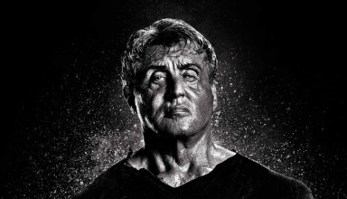 Poster image of Sylvester Stallone in Lionsgate's RAMBO: LAST BLOOD