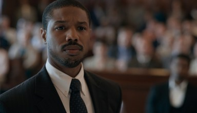 Michael B. Jordan stars in Warner Bros. Pictures' JUST MERCY along with Jamie Foxx and Brie Larson