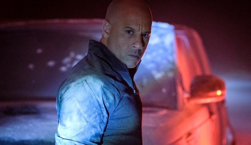 Vin Diesel stars in Columbia Pictures' BLOODSHOT