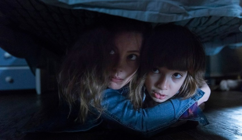 Gillian Jacobs and Azhy Robertson star in Focus Features' COME PLAY