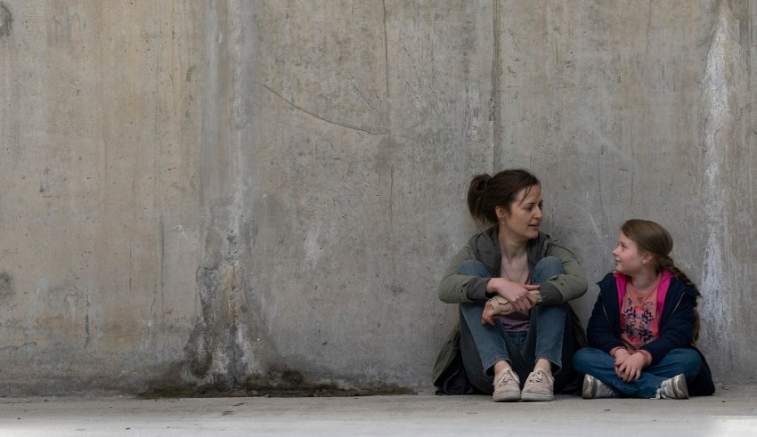Claire Dunne and Ruby Rose O'Hara star in Amazon's HERSELF