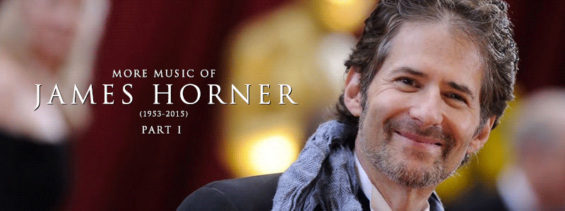 EP  16 | MORE MUSIC OF JAMES HORNER PART 1 | Cinematic Sound