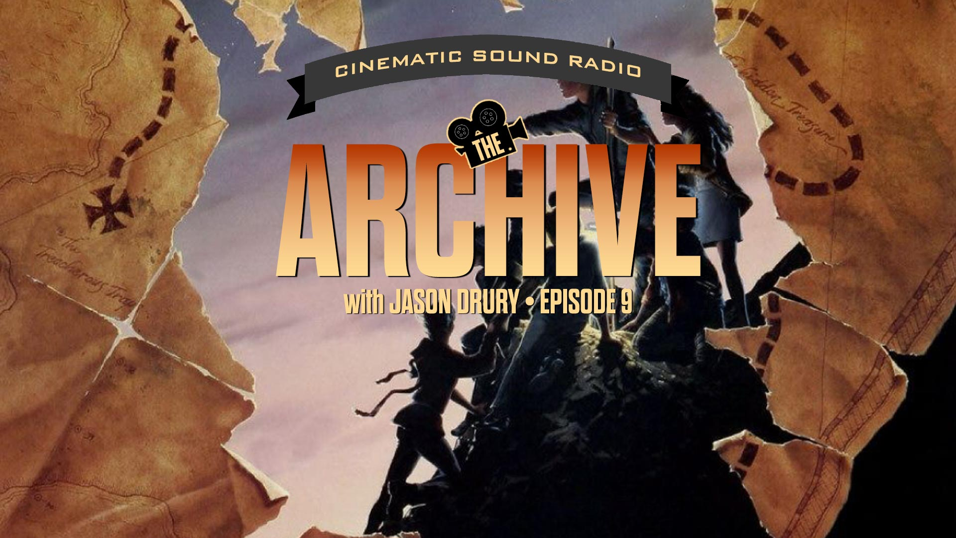 THE ARCHIVE WITH JASON DRURY: EPISODE NINE | Cinematic Sound