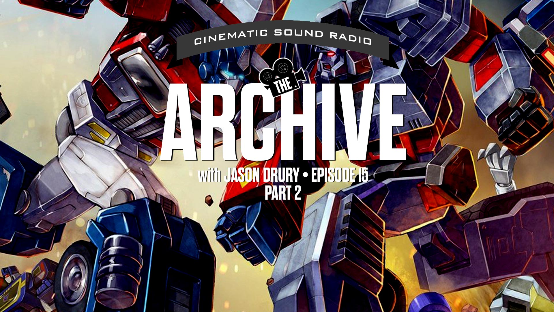THE ARCHIVE WITH JASON DRURY: EPISODE FIFTEEN - PART 2
