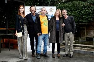 Luca Miniero, Angela Finocchiaro, Miriam Leone, Christian De Sica, Rocco Papaleo