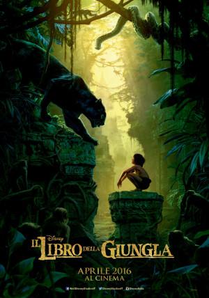 Il_libro della giungla poster