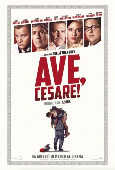 poster ave cesare