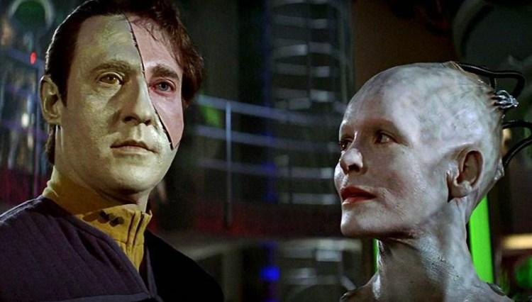Star Trek 8 primo contatto