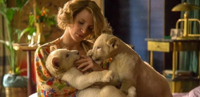 Risultato immagini per la signora dello zoo di varsavia
