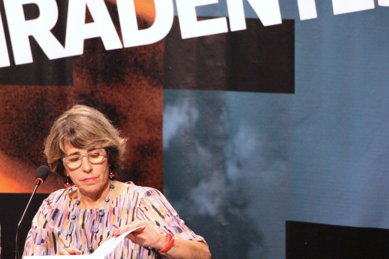 Sheila Schvarzman, historiadora e professora
