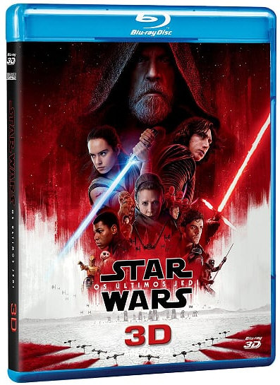 Blu-ray 3D simples