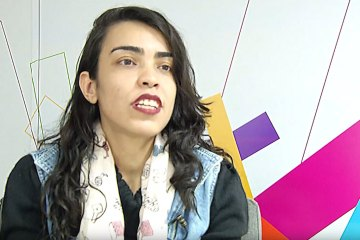 """Kel Gomes fala sobre o filme """"Estou me Guardando para Quando o Carnaval Chegar"""" ao programa Agenda - Foto: Divulgação"""
