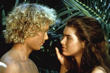 """A Lagoa Azul"" (The Blue Lagoon, 1980) - Distribuição: Sony Pictures"