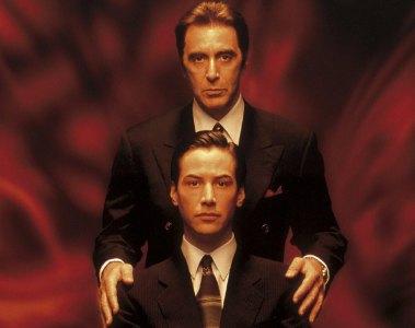 """Advogado do Diabo"" (The Devil's Advocate, 1997) - Distribuição: Warner Bros."