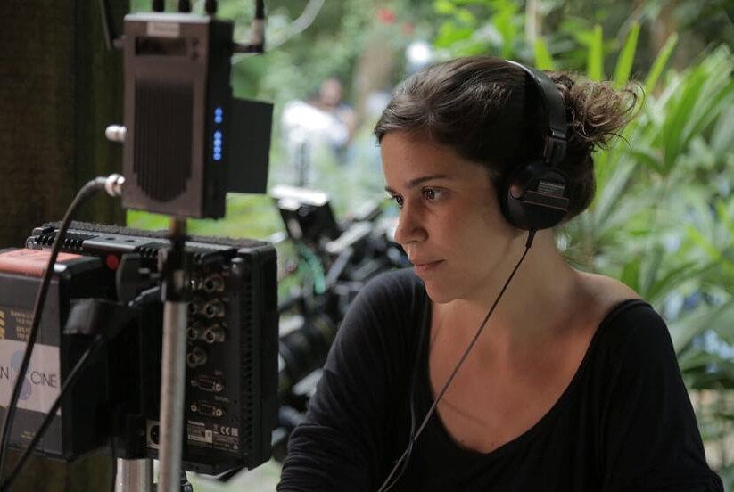 """Alice Furtado no set de """"Sem Seu Sangue"""" (2019) - Foto: Vitrine Filmes"""