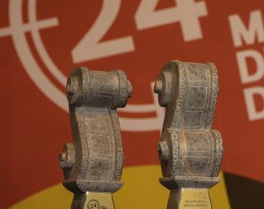 24ª Mostra de Cinema de Tiradentes - Troféu Barroco Melhor Longa Mostra Aurora - Foto Leo Lara/Universo Produção