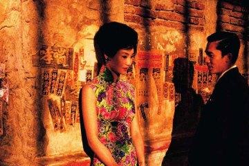 """""""Amor à Flor da Pele"""" (Fa yeung nin wah, 2000), de Wong Kar-Wai - Divulgação"""