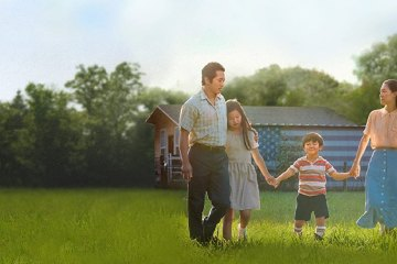 """Minari"" (2020), de Lee Isaac Chung - Divulgação"