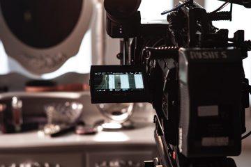 Câmera no set - Foto: Adi Goldstein