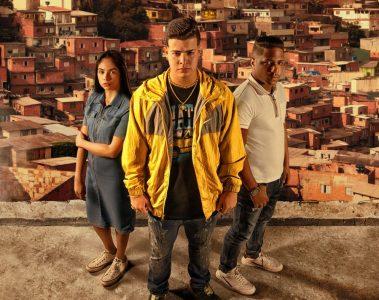 """""""Sintonia - 2ª Temporada"""" (2021) - Foto: Netflix/Divulgação"""