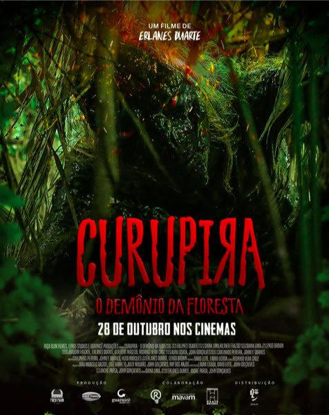 """""""Curupira - O Demônio Da Floresta"""" (2021), de Erlanes Duarte - Divulgação"""