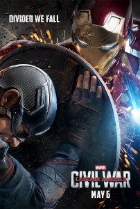 Capitão América: Guerra Civil (Captain America: Civil War, 2016)