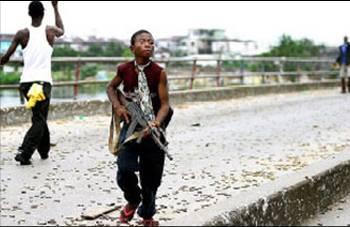 Kidogò, un bambino soldato