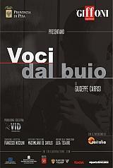 Voci dal buio - di Giuseppe Carrisi - locandina del film