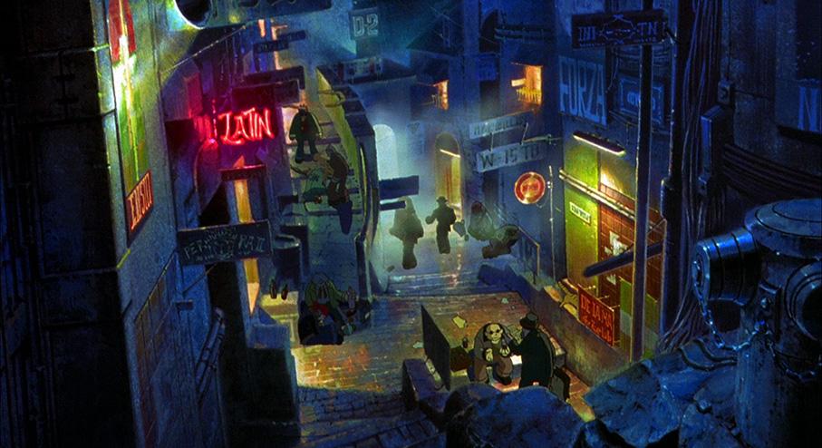 Image result for metropolis 2001