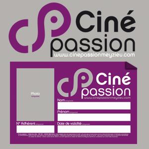 Adhesion Cine Passion