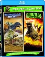 Godzilla Tokyo S.O.S. final wars
