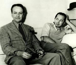 Image result for double indemnity billy wilder and raymond chandler